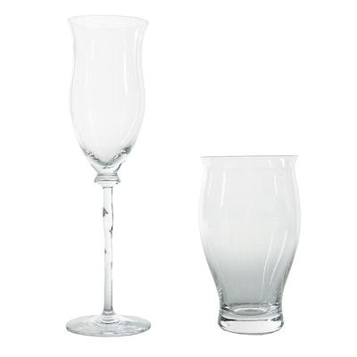 "Oscar Tusquets Blanca ""Victoria"" Glassware"