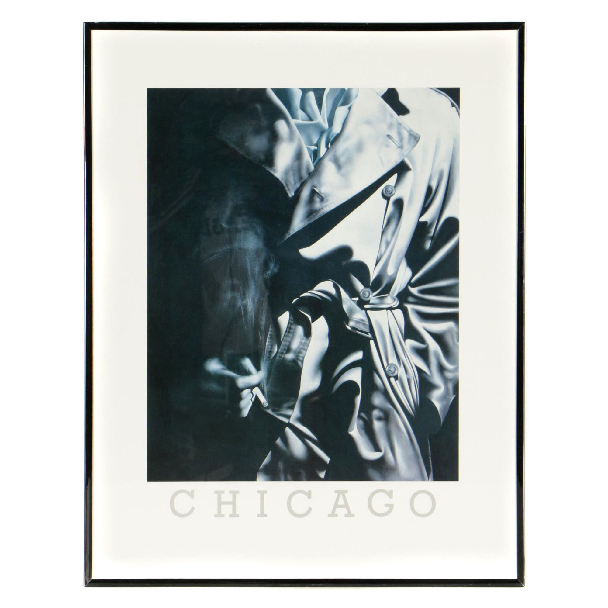 """Offset Lithograph """"Chicago"""""""