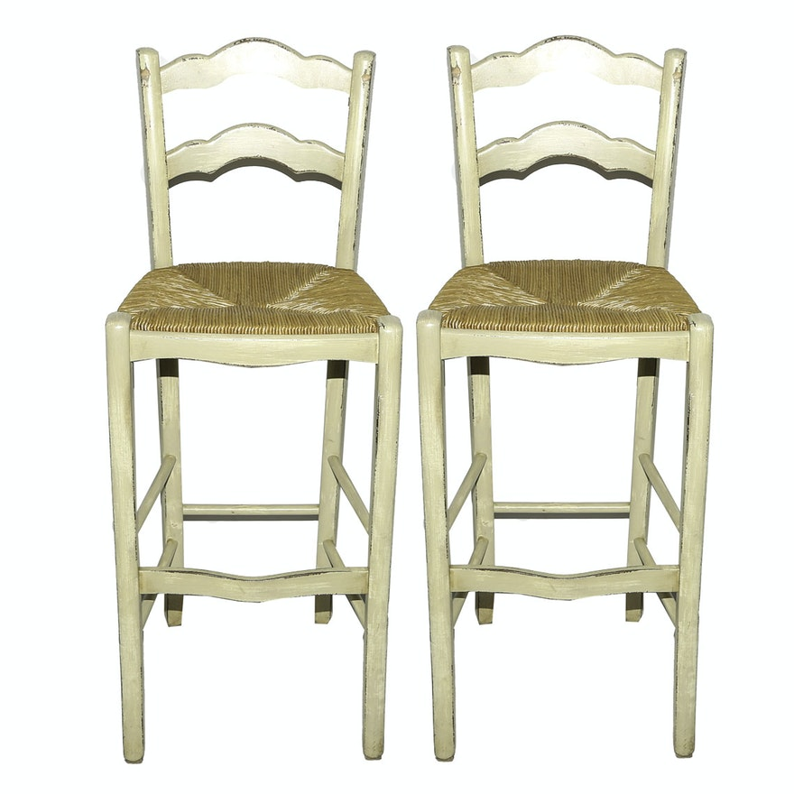 big sale b463a 672d4 French Country Bar Stools : EBTH