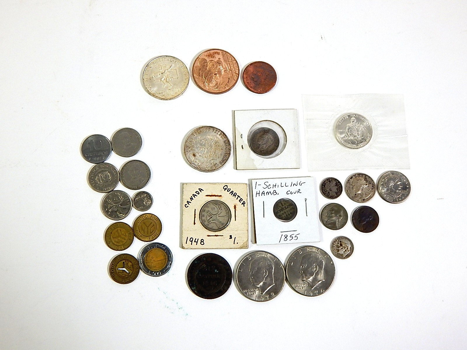Coin Lot with Silver