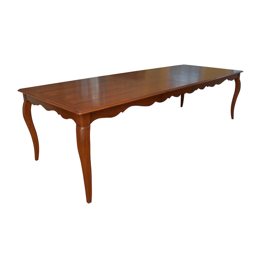 "Maison Of Ethan Allen ""Juliette"" Dining Table"