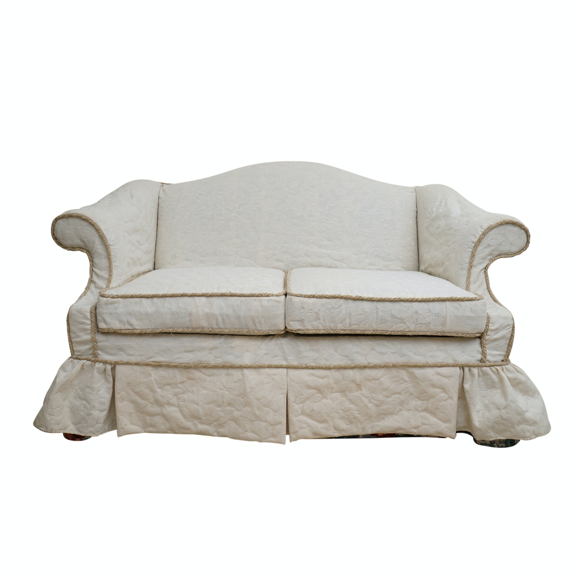 Slipcovered Loveseat By Conover