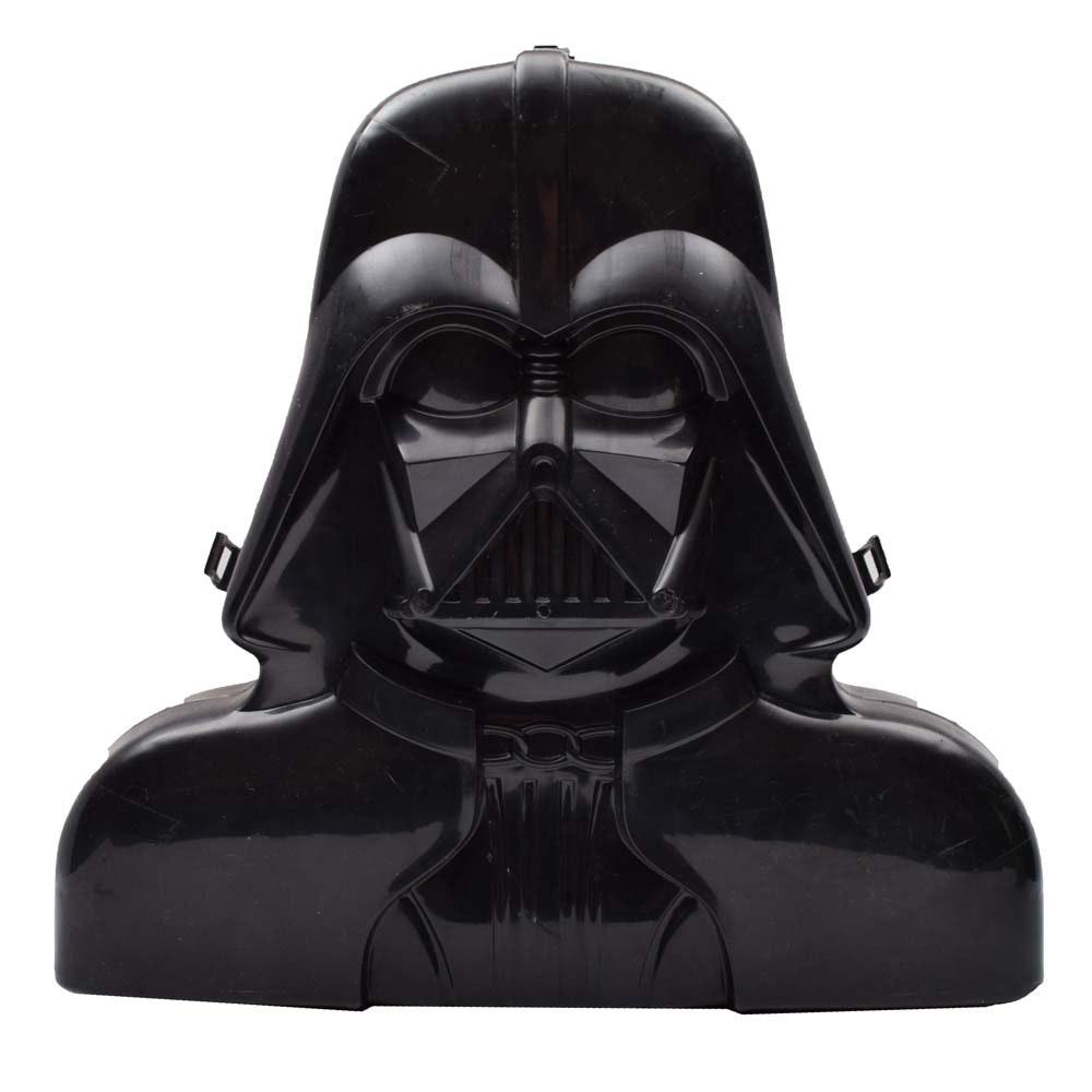 1980 Kenner Star Wars Darth Vader Action Figure Storage Case ...