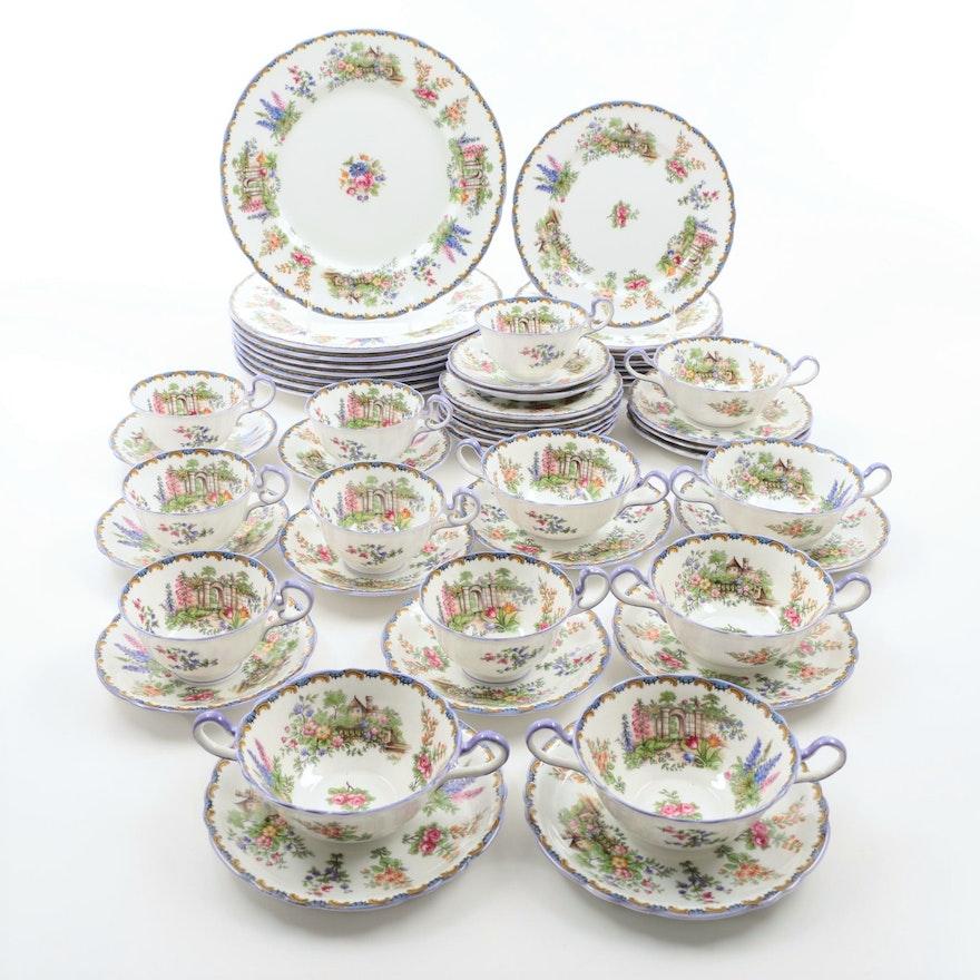 aynsley china patterns