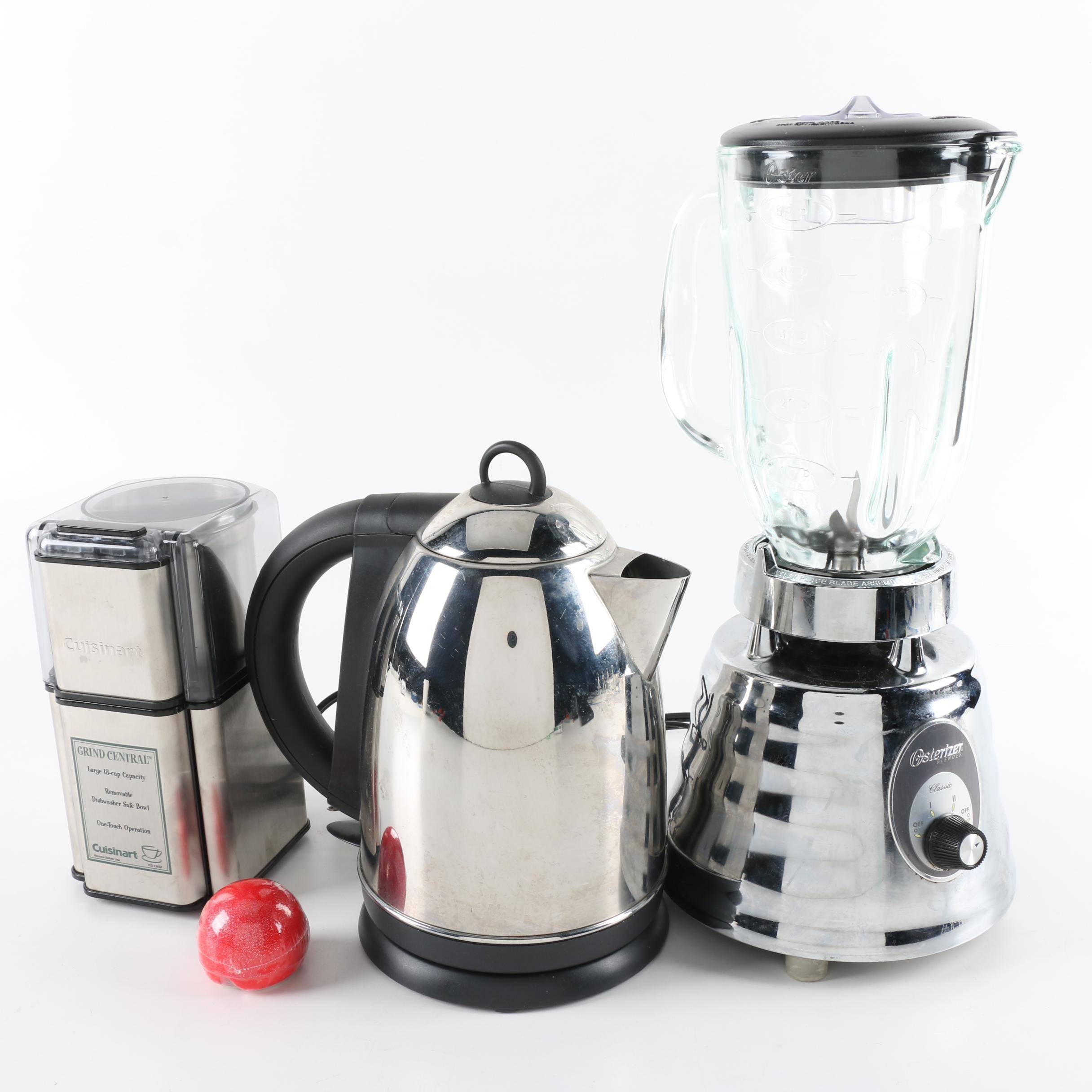 Cuisinart Coffee Grinder and Other Small Kitchen Appliances