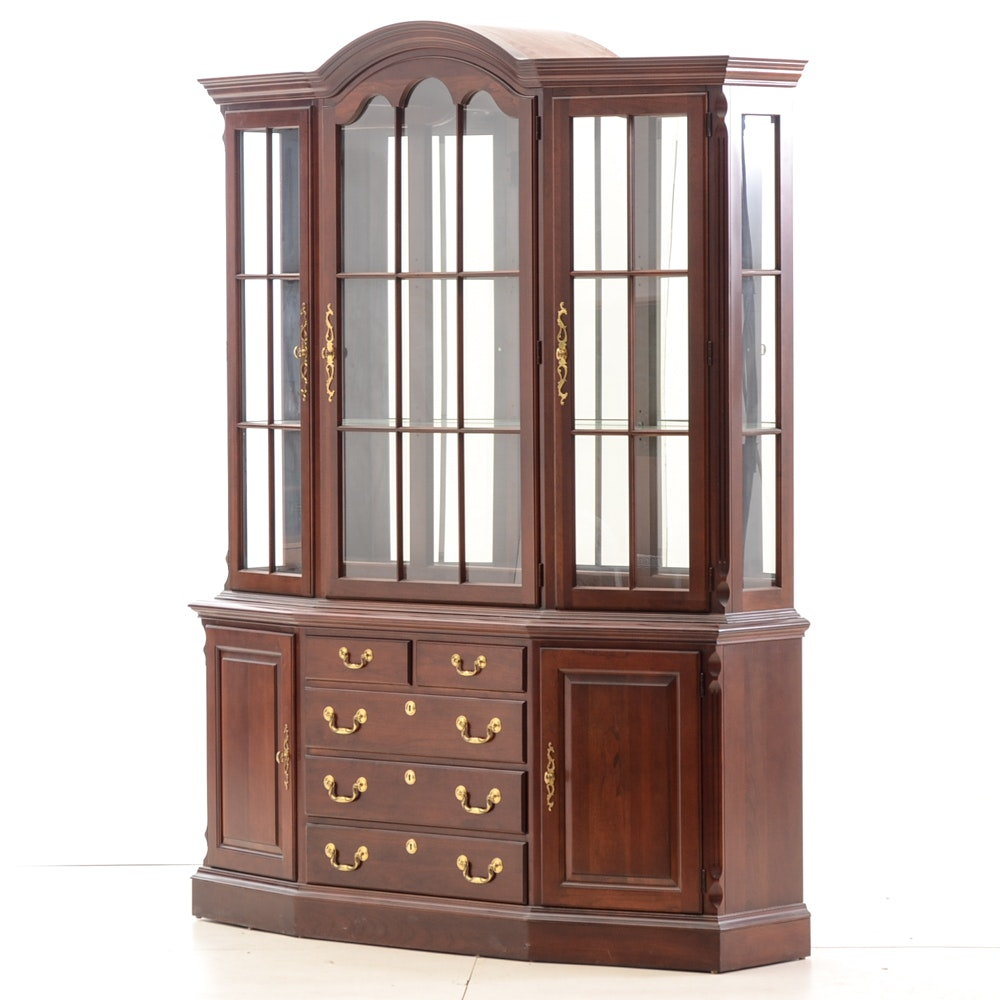 Cherry China Cabinet by Pennsylvania House