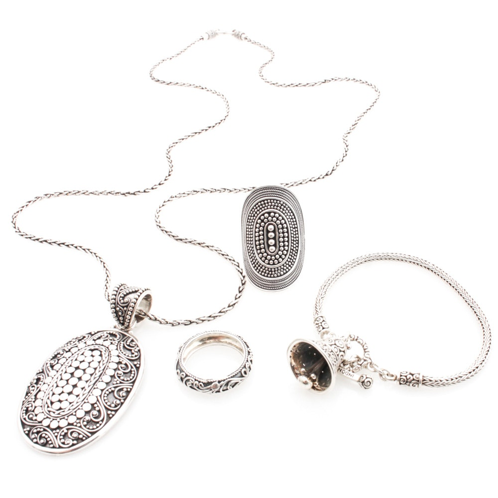 Suarti Bali Sterling Silver Jewelry