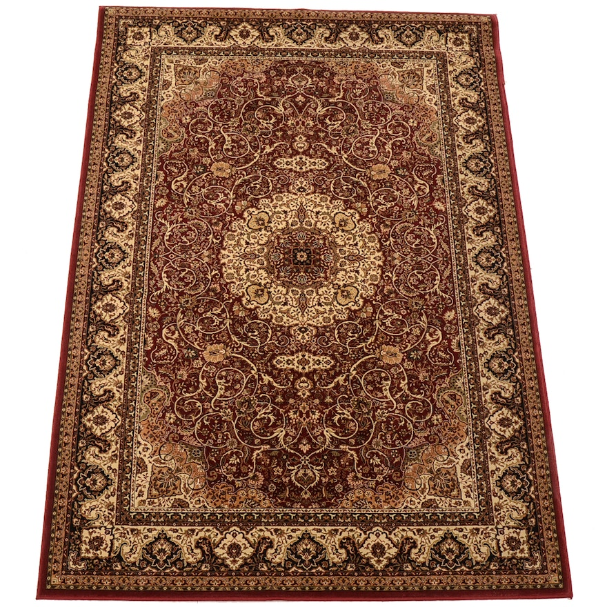 Machine Made Persian Clics Area Rug By Sirma