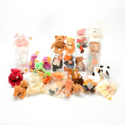 Ty Beanie Baby Collectible Plush Assortment 6c6792383e46
