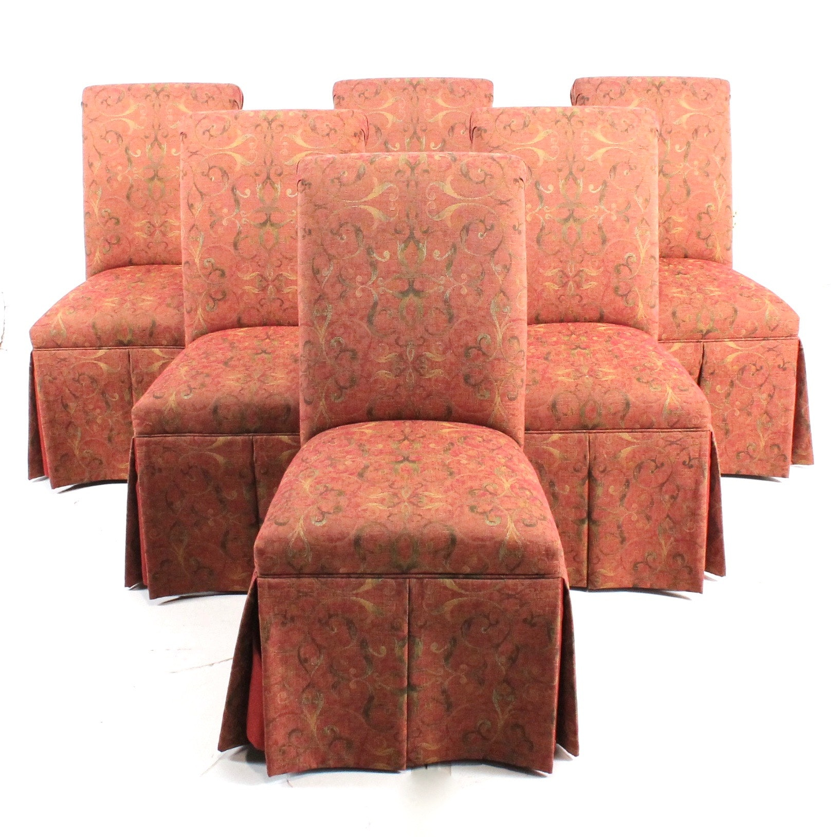 Upholstered Side Chairs
