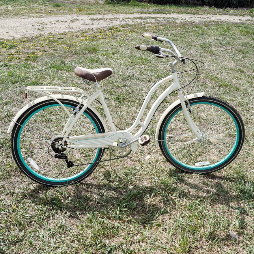 3545ff8e0a7 Schwinn Fairhaven Women's Seven-Speed Cruiser Bicycle | EBTH