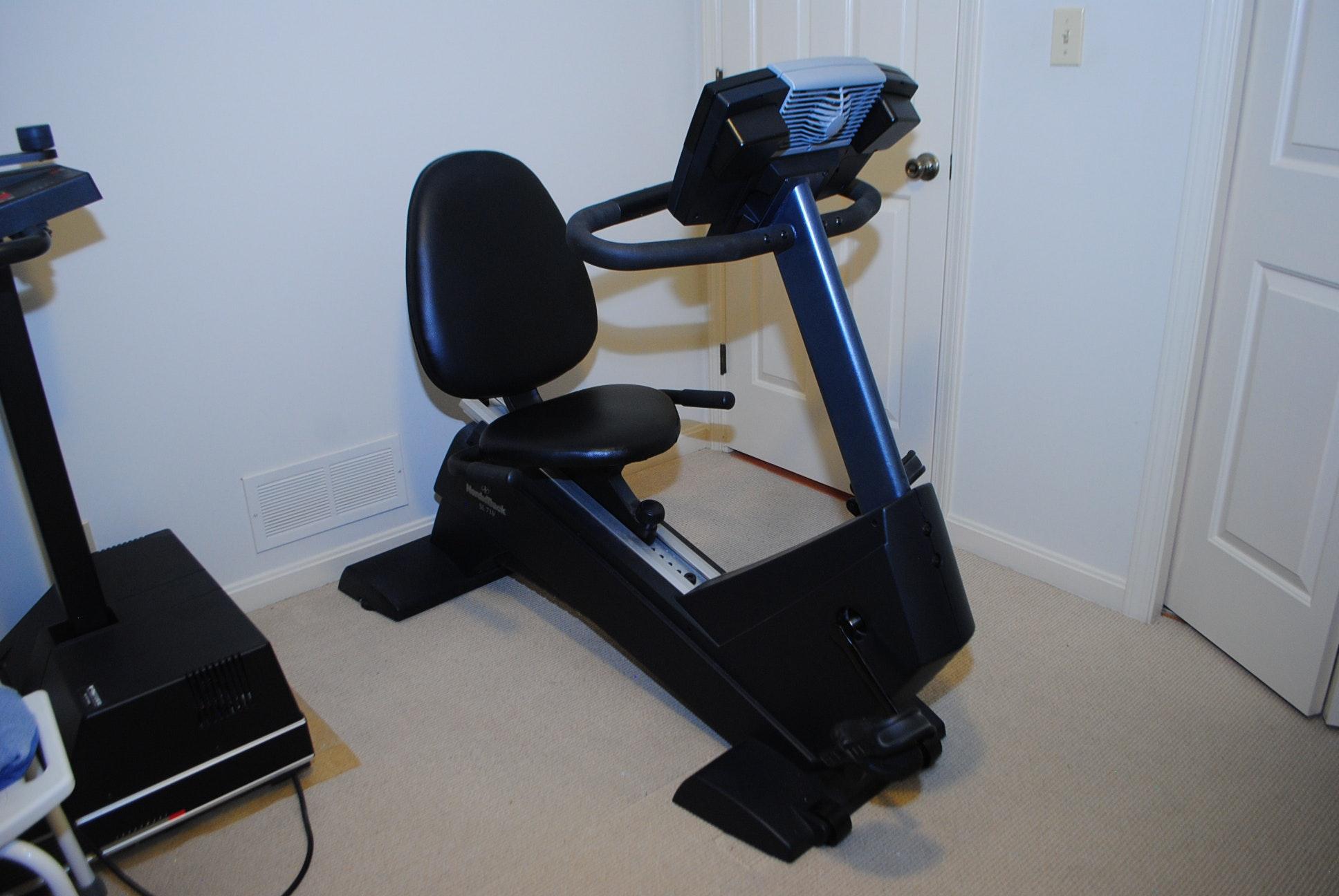 NordicTrack SL710 Recumbent Exercise Bike
