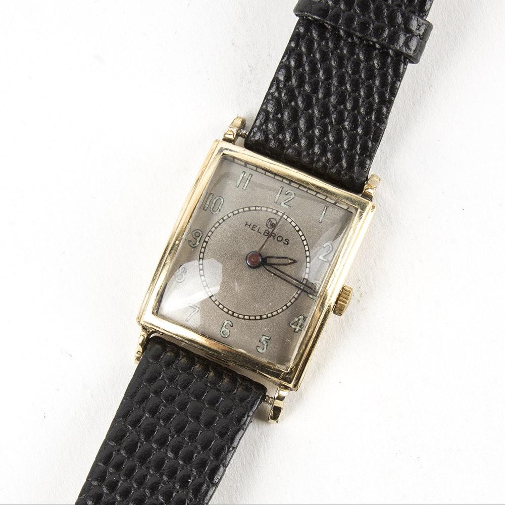 Vintage Helbros Wristwatch