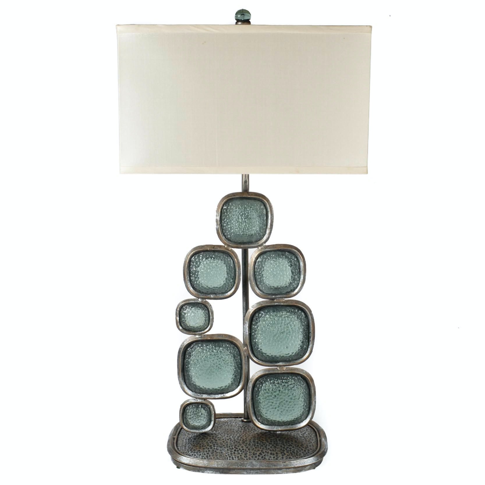 Palecek lighting Woven Pendant Better Homes And Gardens Contemporary Table Lamp By Palecek Ebth