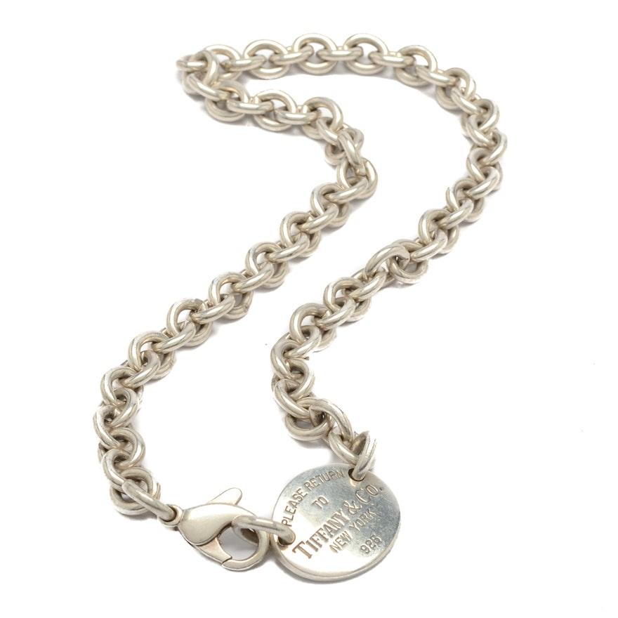 87027fe4b Tiffany & Co. Sterling Silver