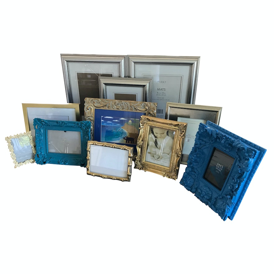 Assorted Frames Featuring Pottery Barn and Saks Fifth Avenue Brands ...