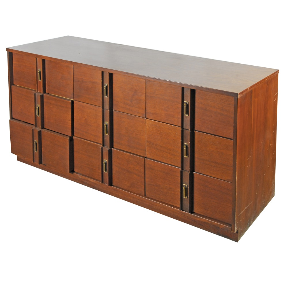 Mid Century Modern Chest of Drawers by Style House