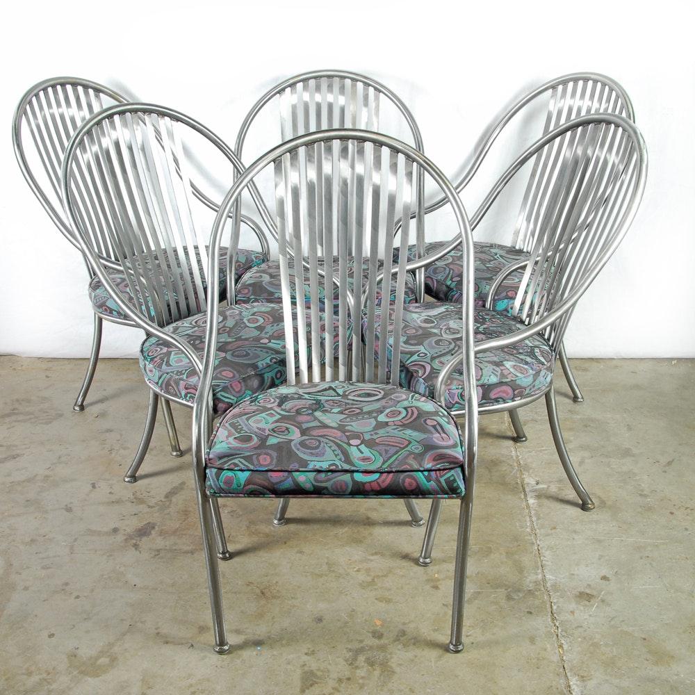 Vintage Armchairs by Shaver-Howard, Inc.