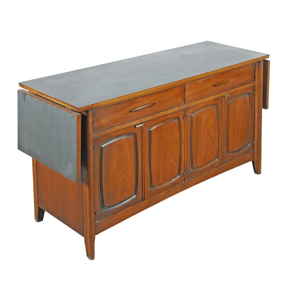 """Mid Century Modern """"Emphasis"""" Server by Broyhill"""