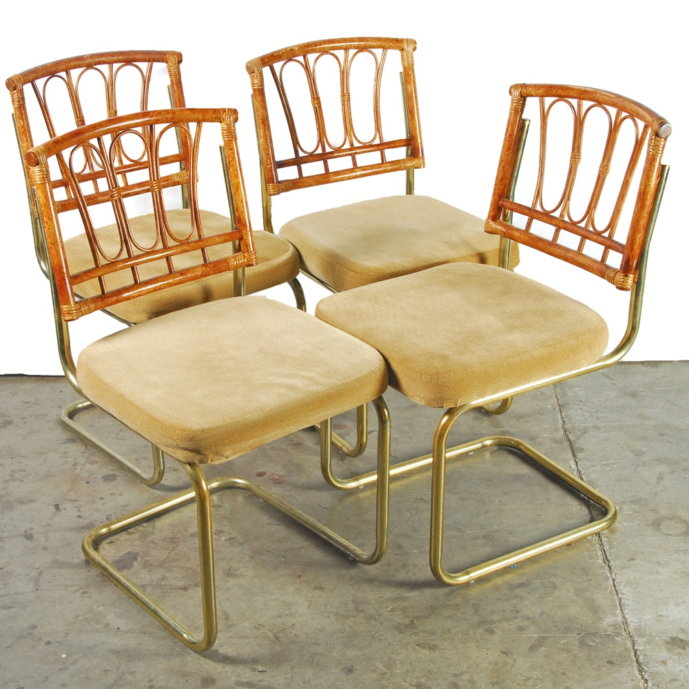 Mid-Century Side Chairs by Douglas Furniture