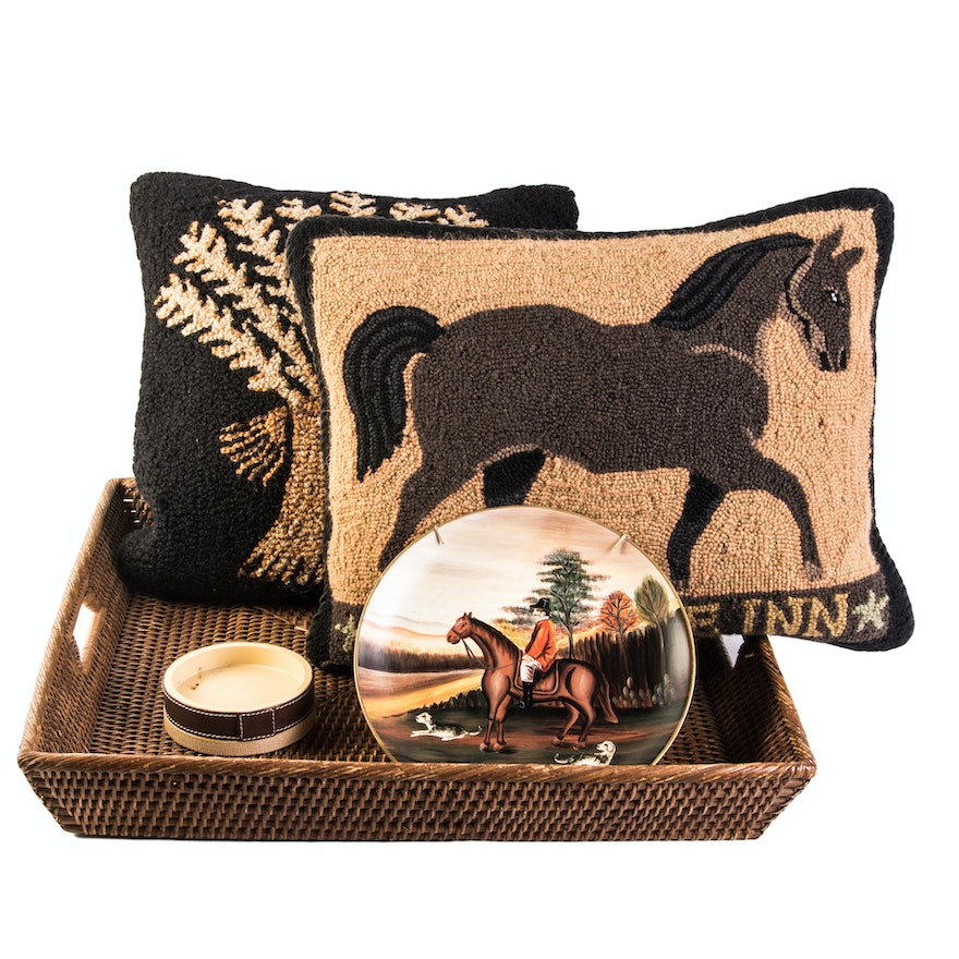 Equestrian Inspired Home Decor Ebth