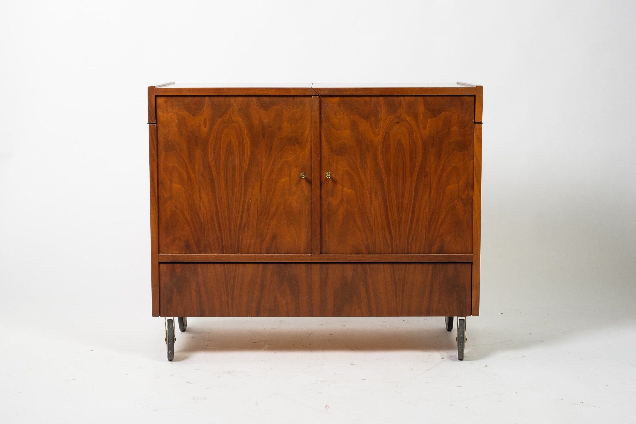 Vintage Bar Cabinet By Gordonu0027s ...