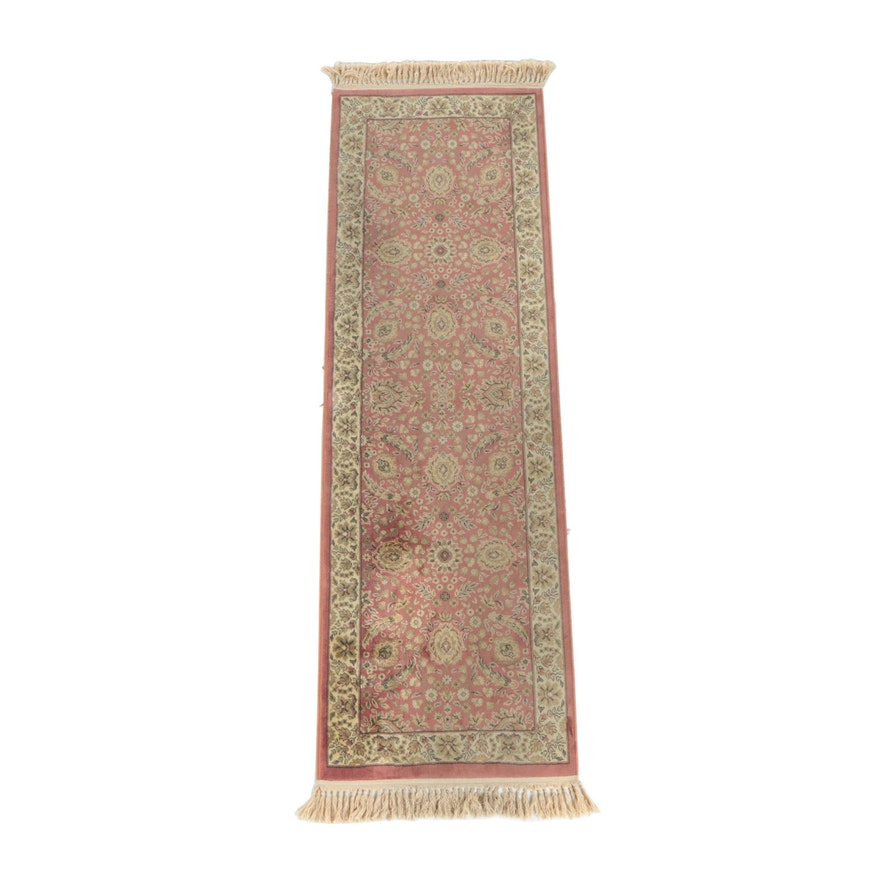 Loomed Belgian Persian Style Carpet Runner By Marcella Fine Rugs