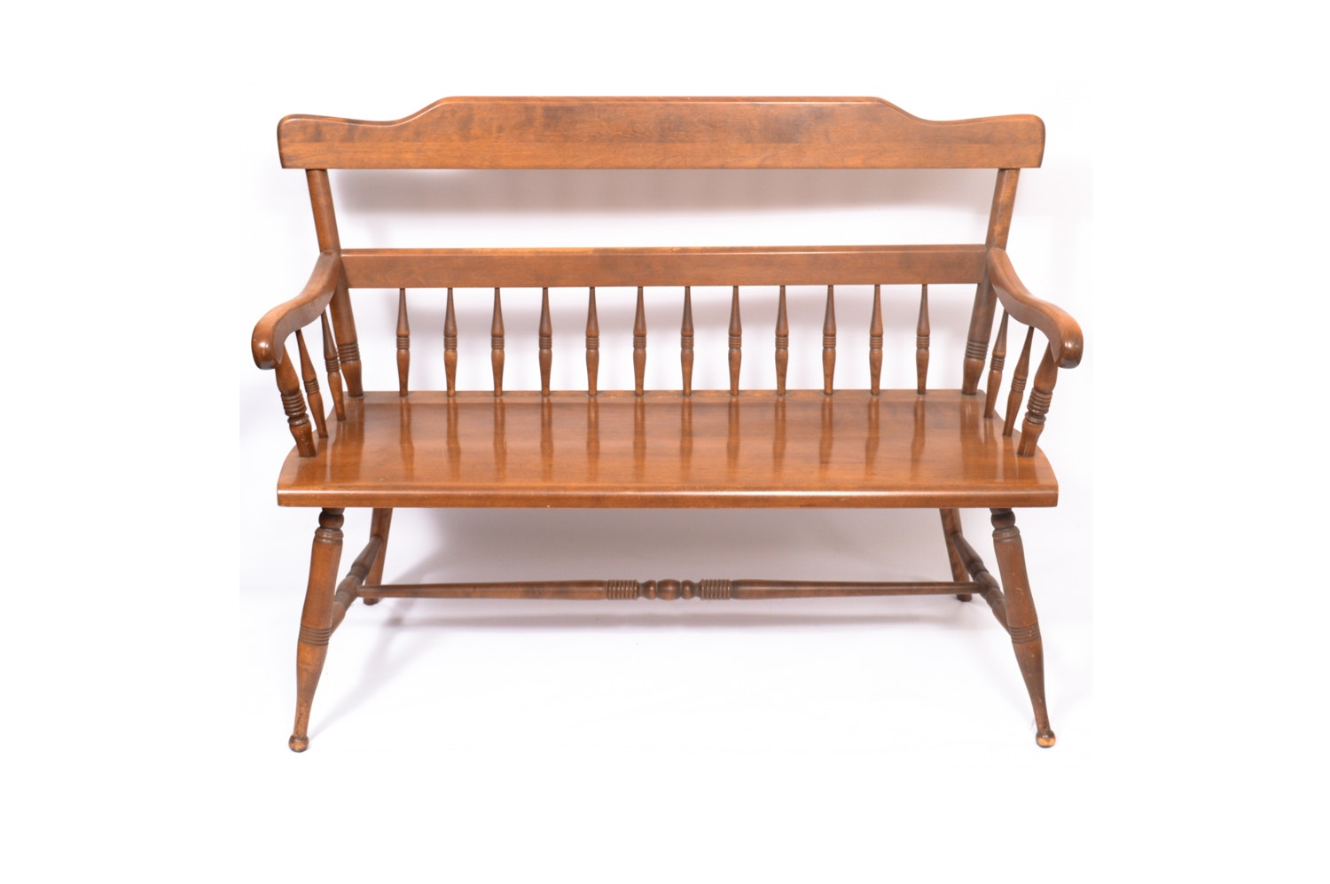 Maple Bench by Ethan Allen