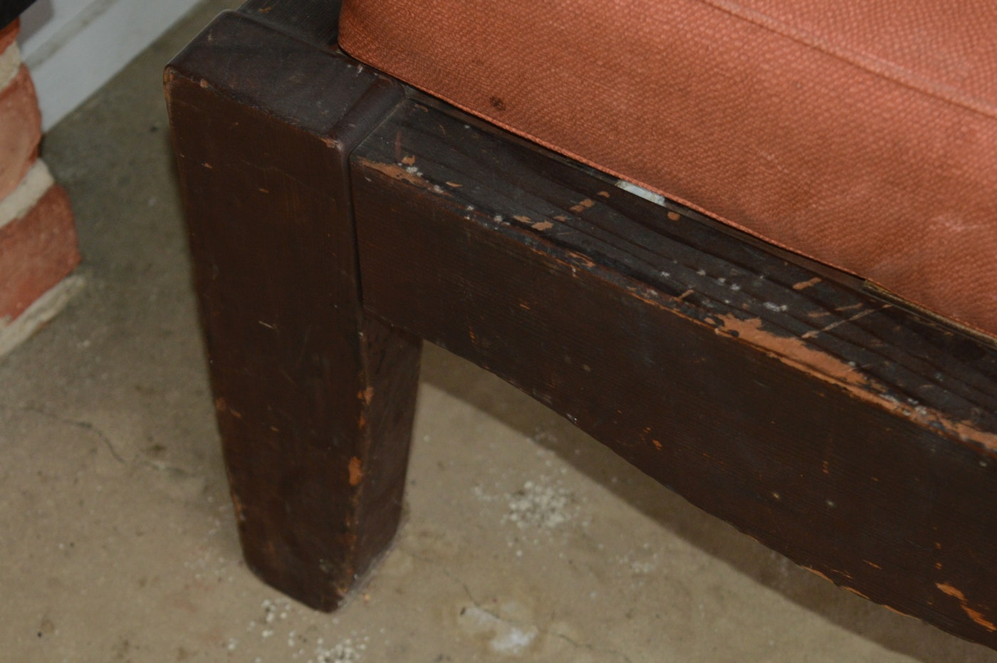 Redwood Auto Sales >> Mid-Century Vandy Craft Redwood Patio Set and Swing | EBTH