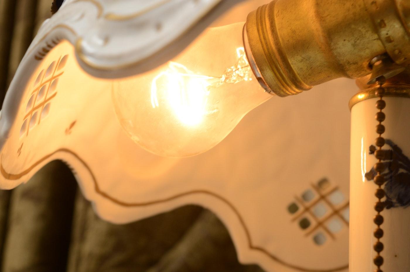 Second Hand Wooden Floor Lamps