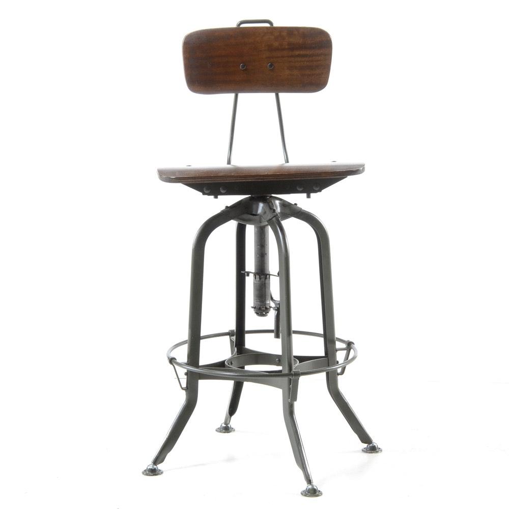 Vintage Drafting Chair ...