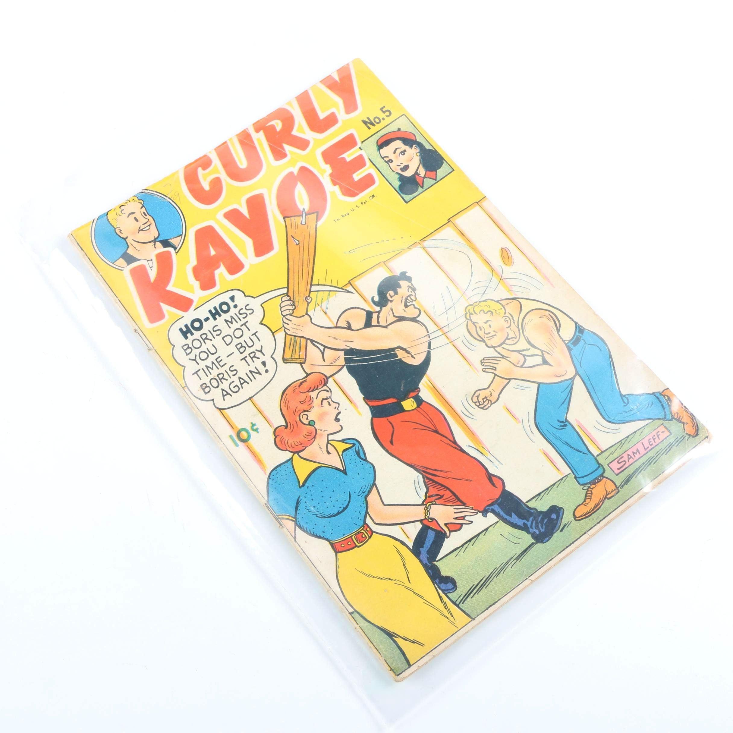 "1946 ""Curly Kayoe"" Issue #5"
