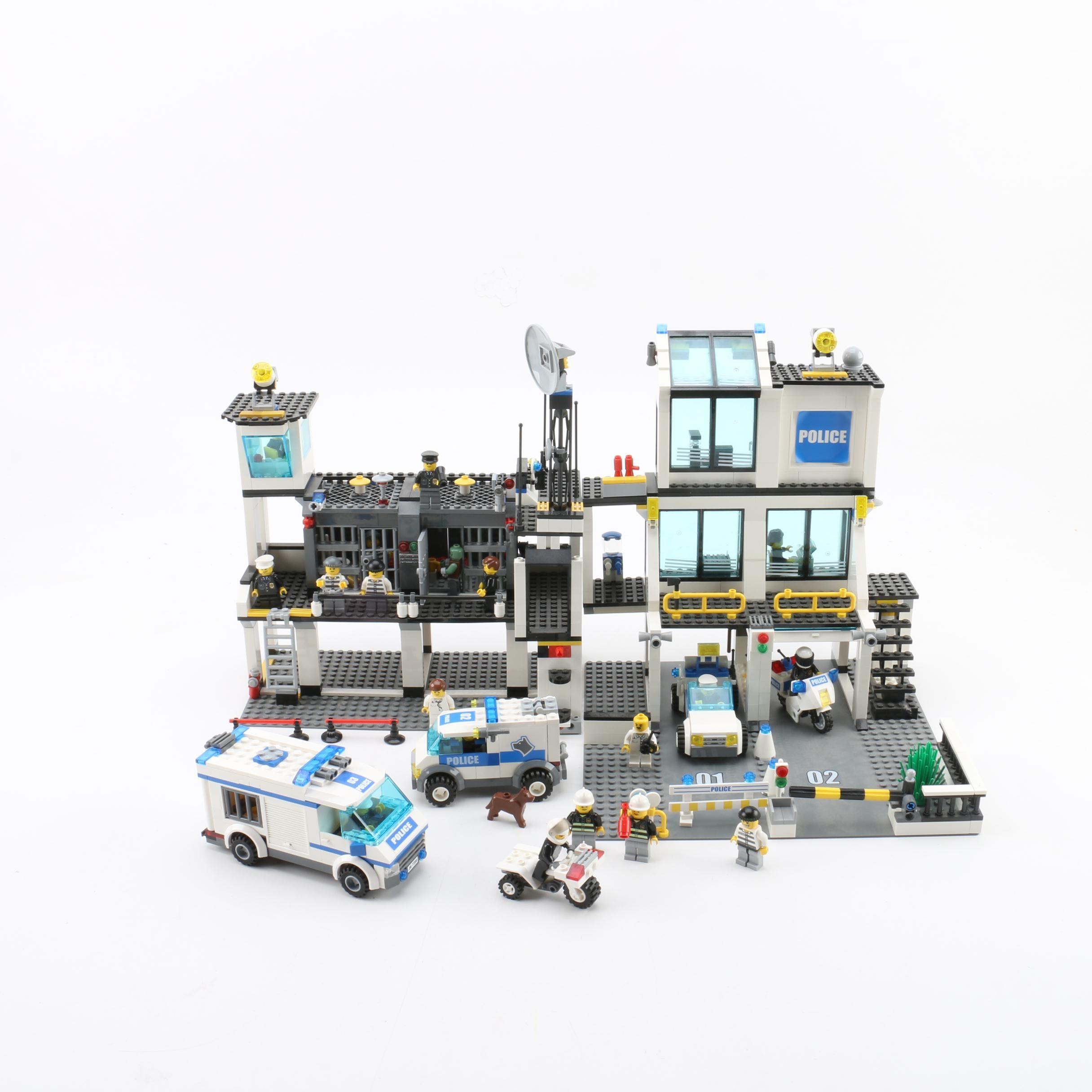 Lego Police Headquarters