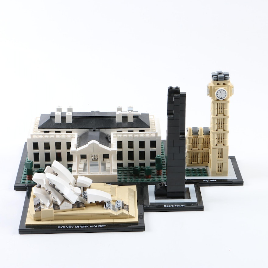 Lego Architecture Sets Ebth