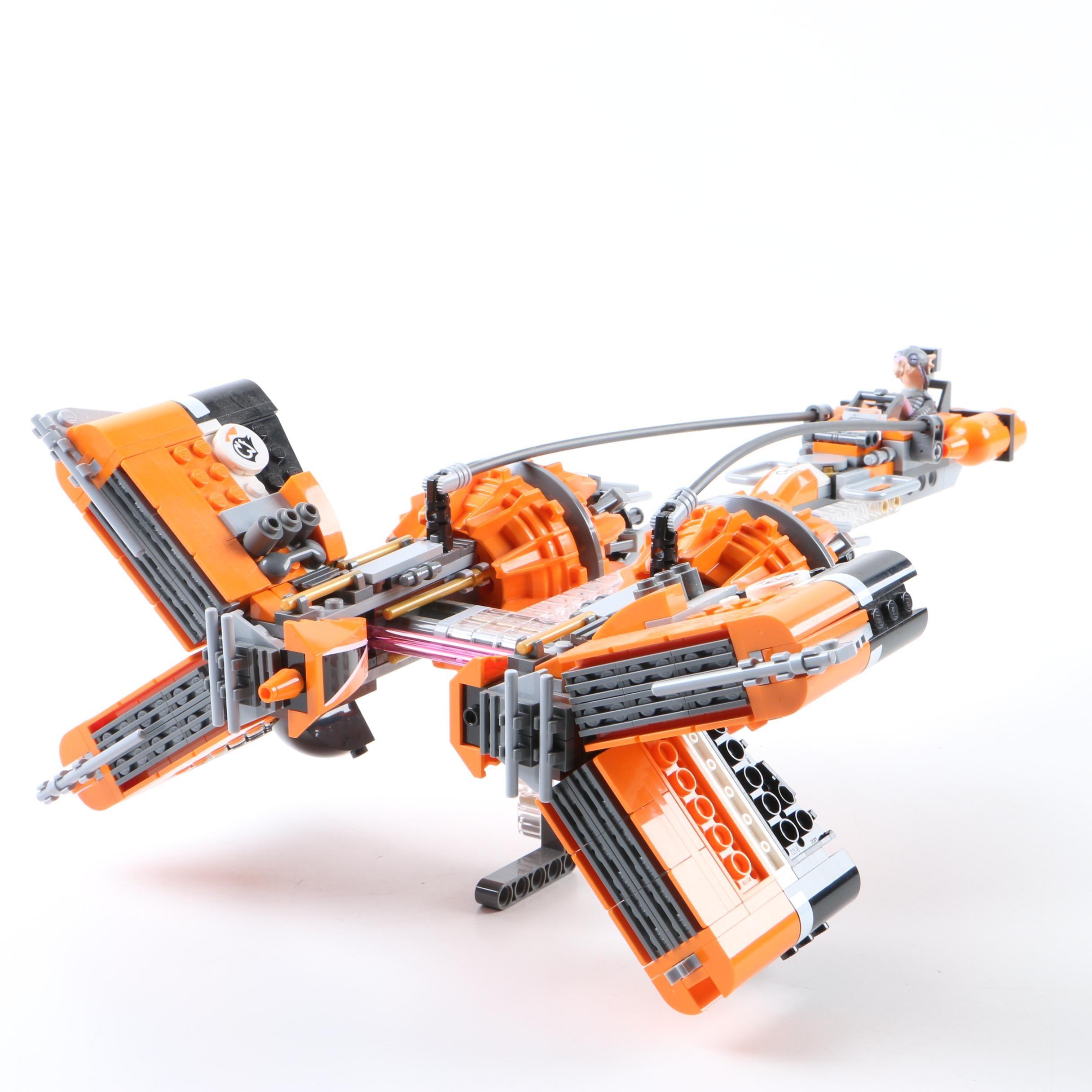"""LEGO """"Star Wars"""" Podracer"""