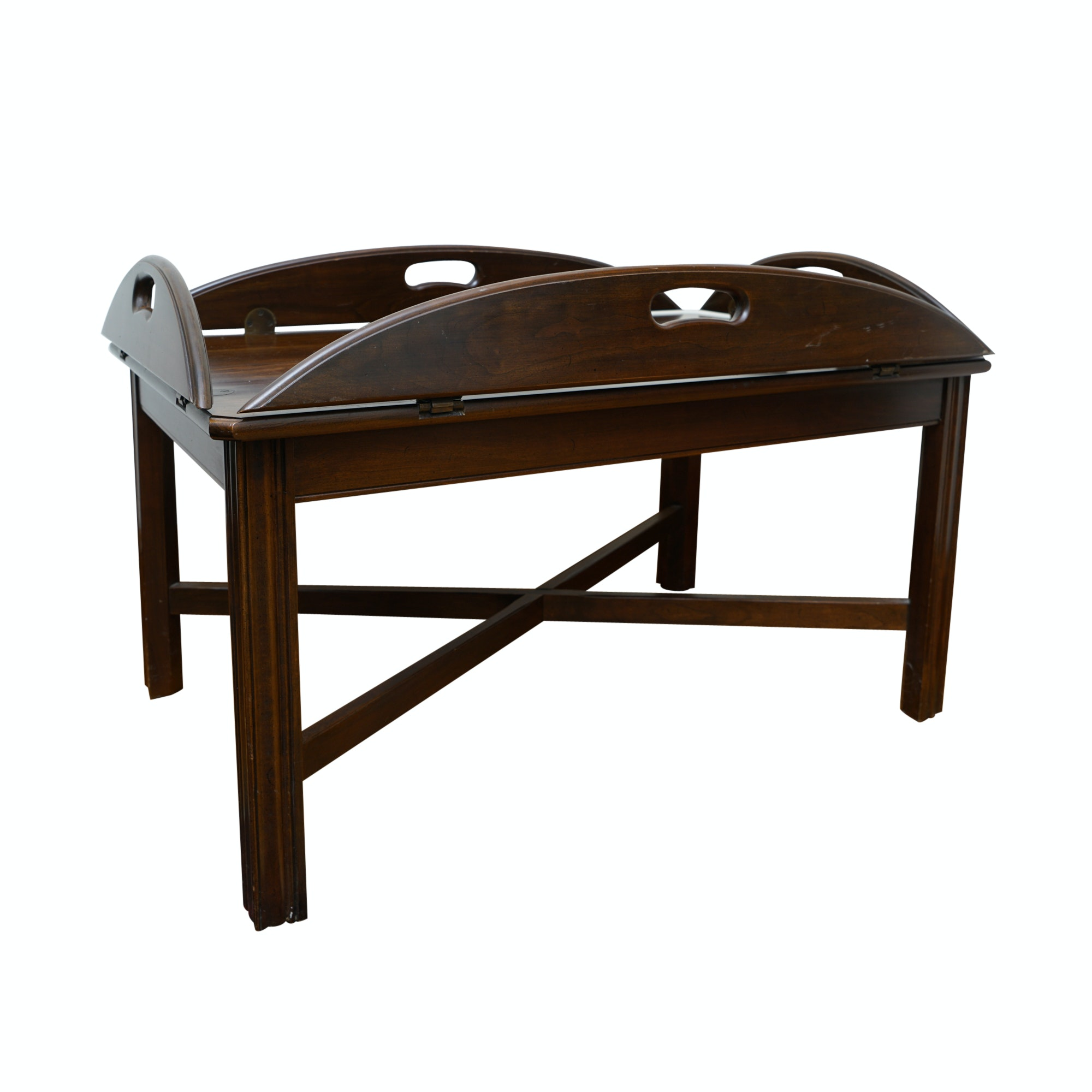 Butler's Coffee Table by Ethan Allen