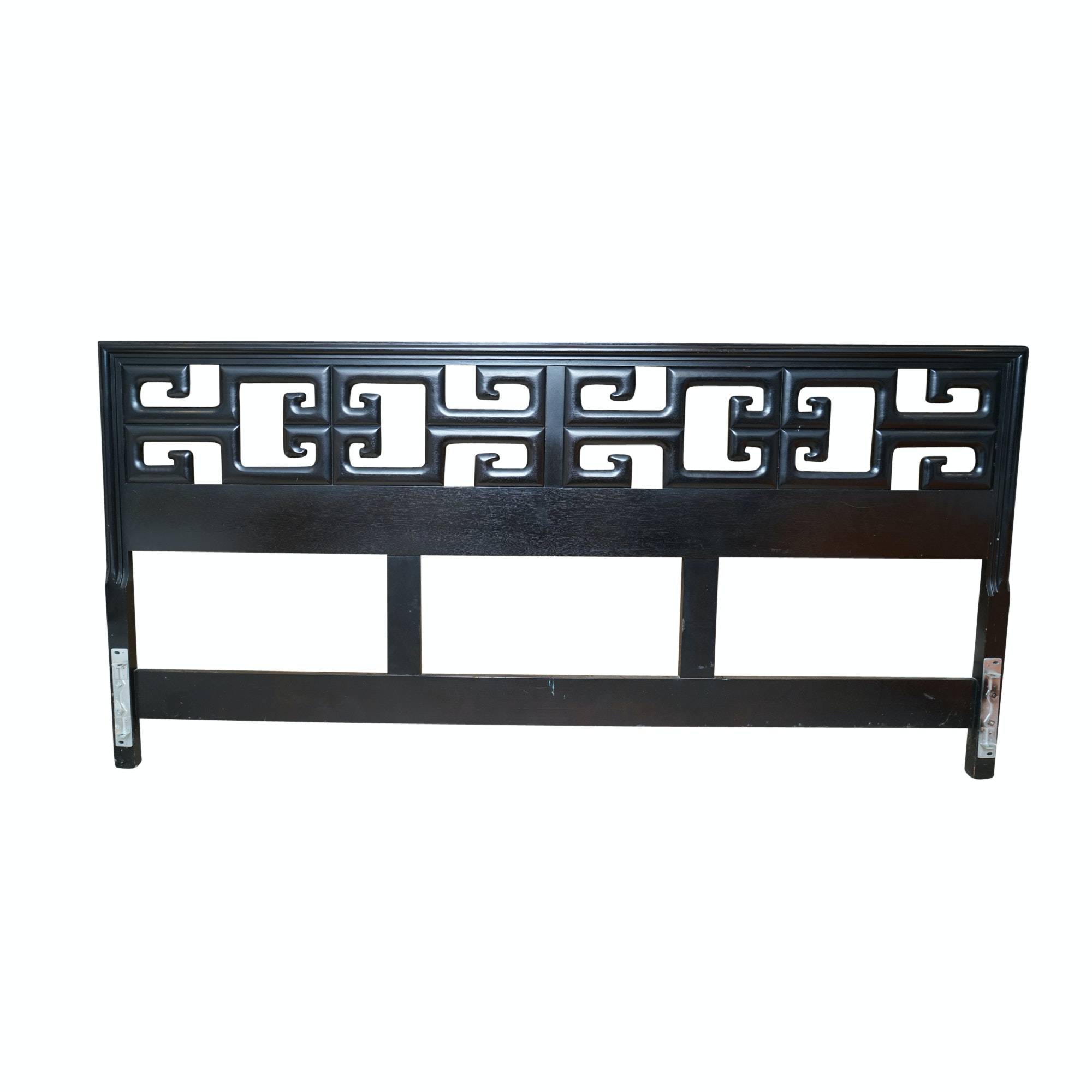 Chinese Inspired King Size Headboard