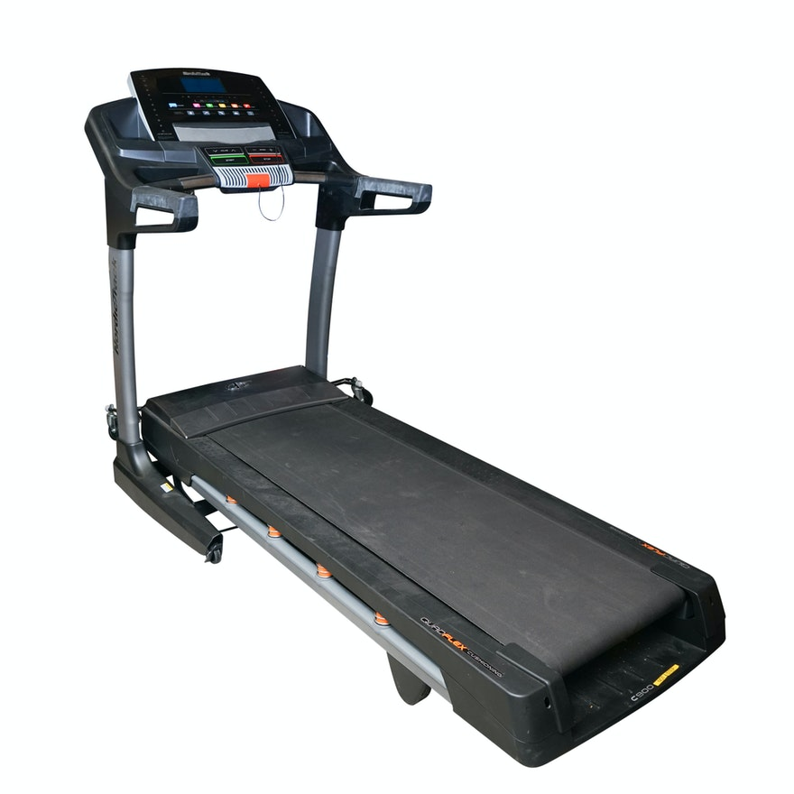 NordicTrack C 900 Treadmill With Touchscreen Controls And