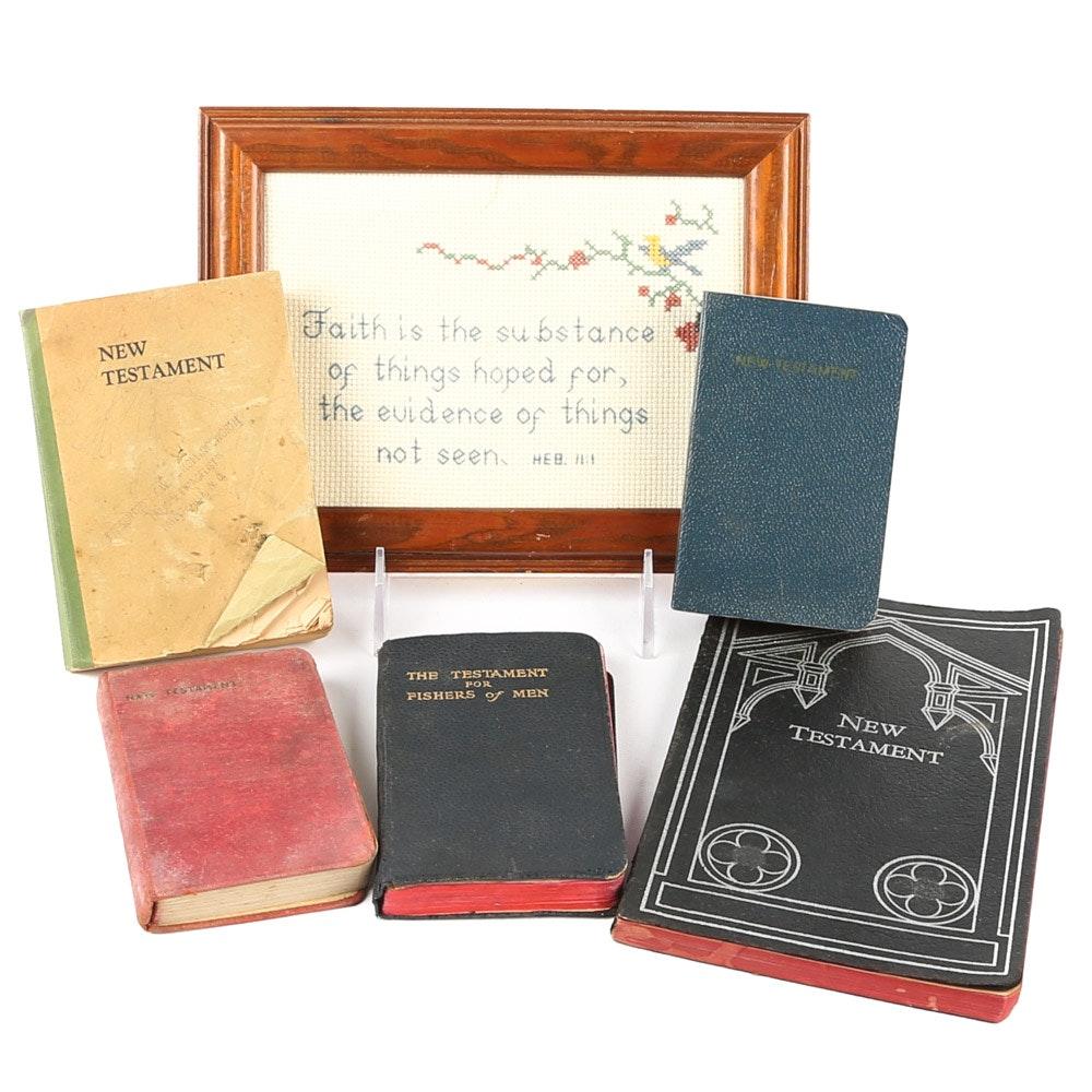 Vintage Biblical Grouping