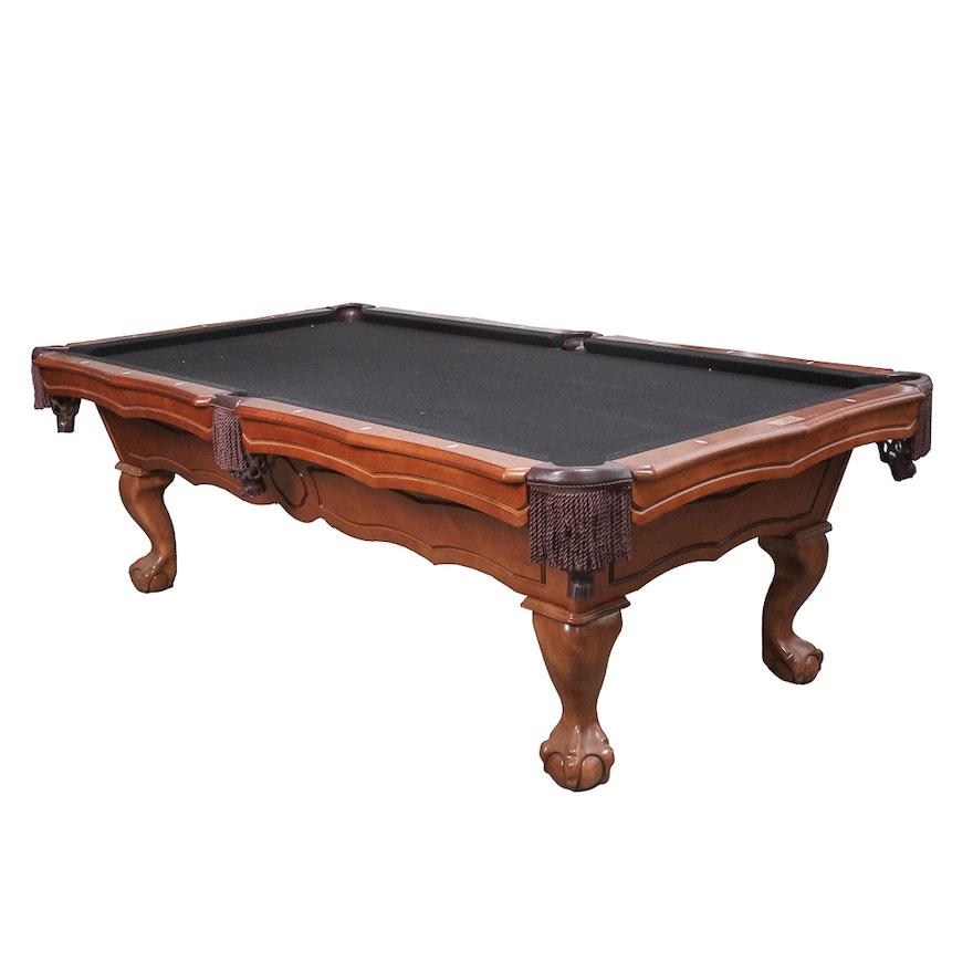 Fischer Billiards Table EBTH - Steve mizerak pool table