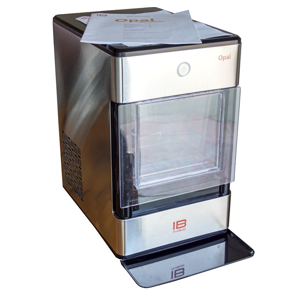1B First Build Opal Nugget Icemaker