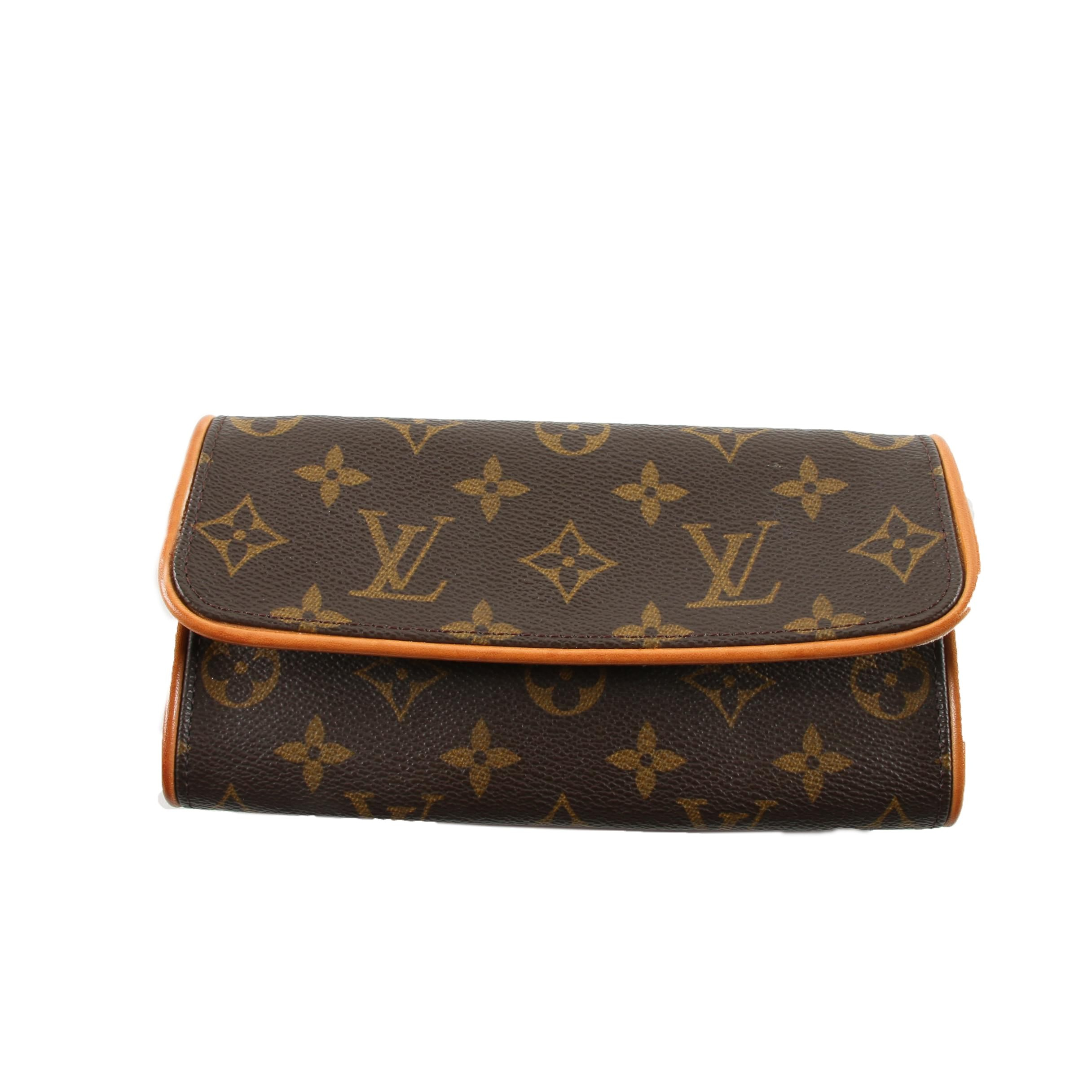 Louis Vuitton Monogram Canvas Pochette Twin PM
