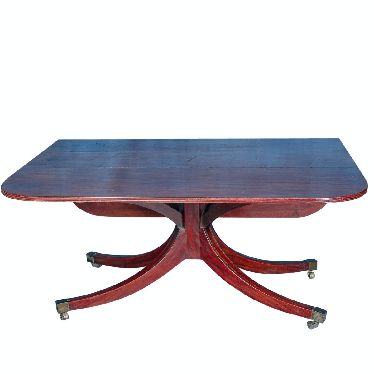 """Antique George III """"Sympathetic"""" Dining Table by William Pocock*"""