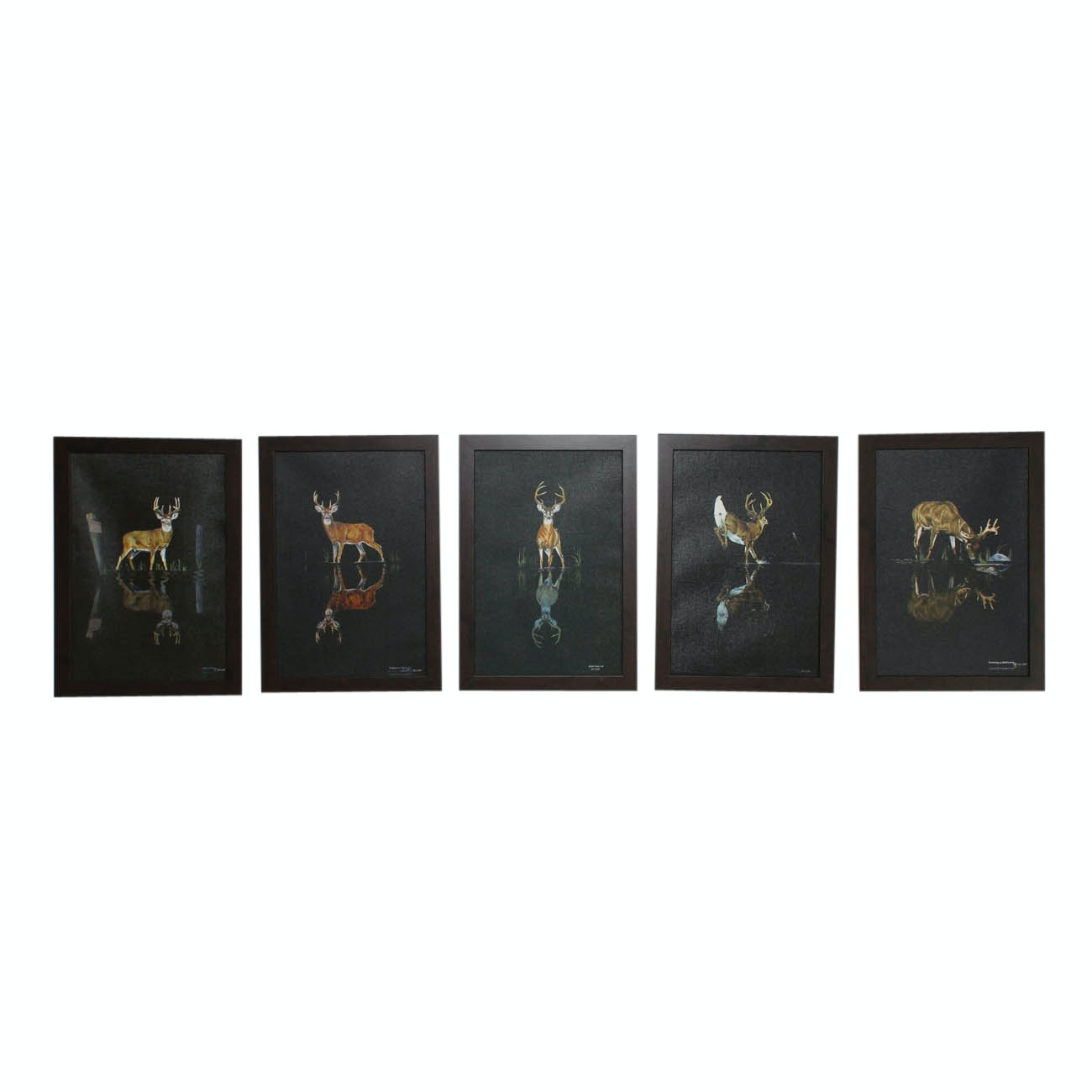 Charles H. Denault Limited Edition Giclee Prints