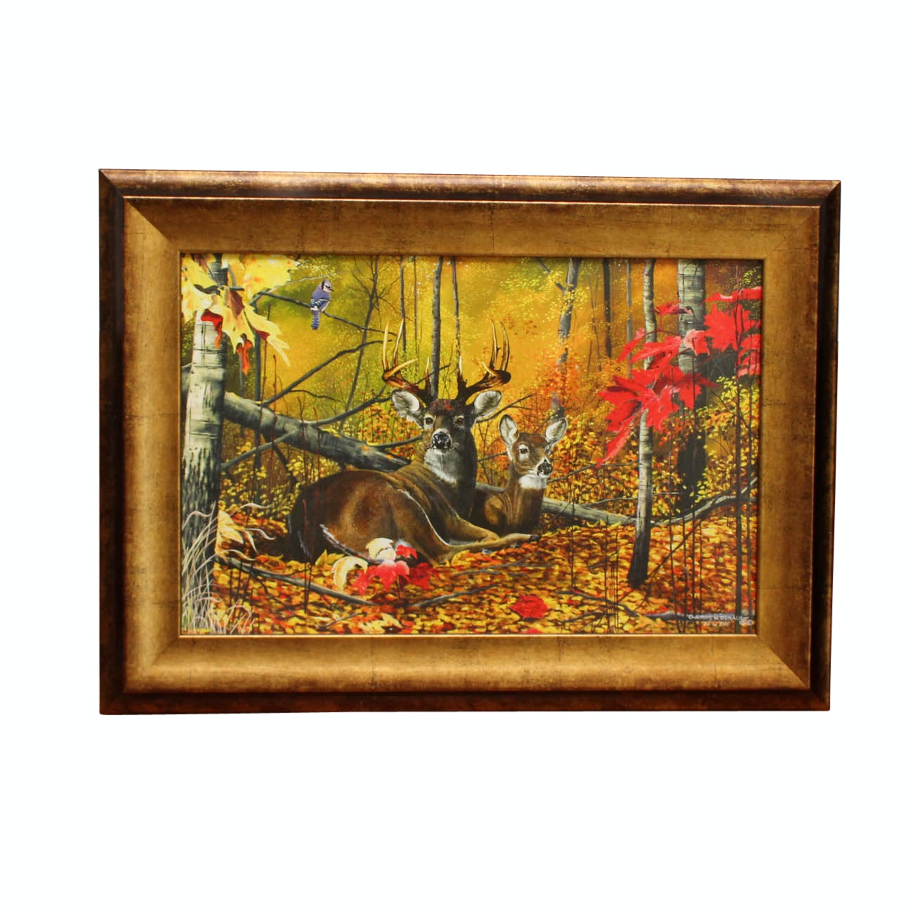 Charles H. Denault Limited Edition Giclee