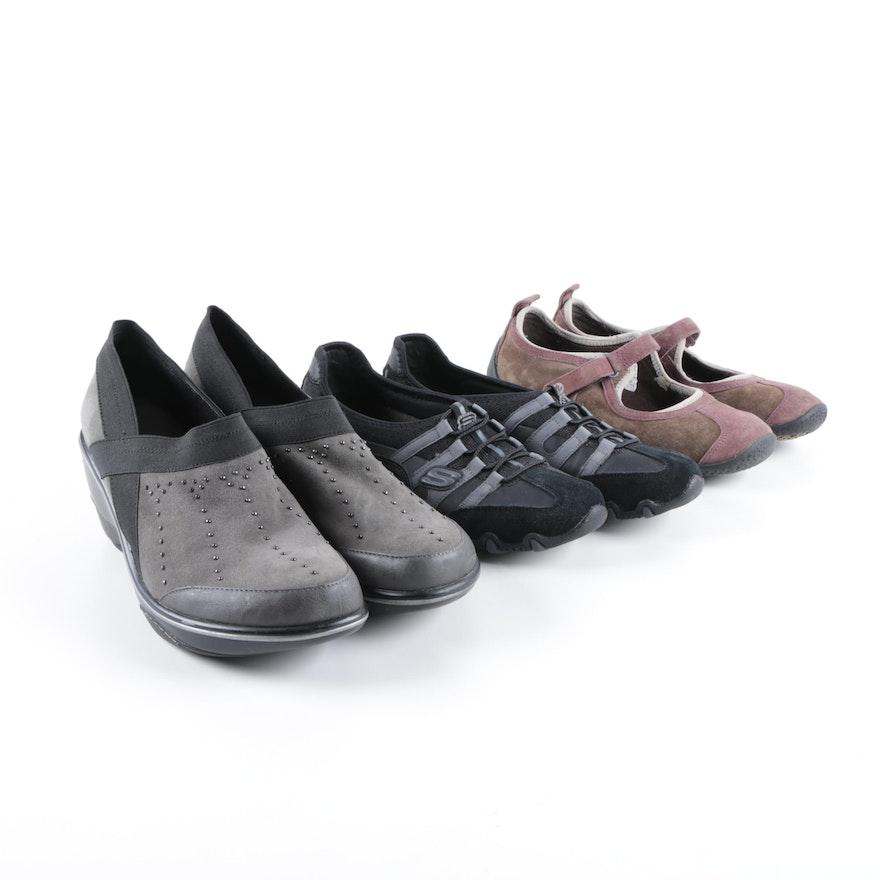 ca3d389a3c61 Women s Suede Shoes Featuring Jambu
