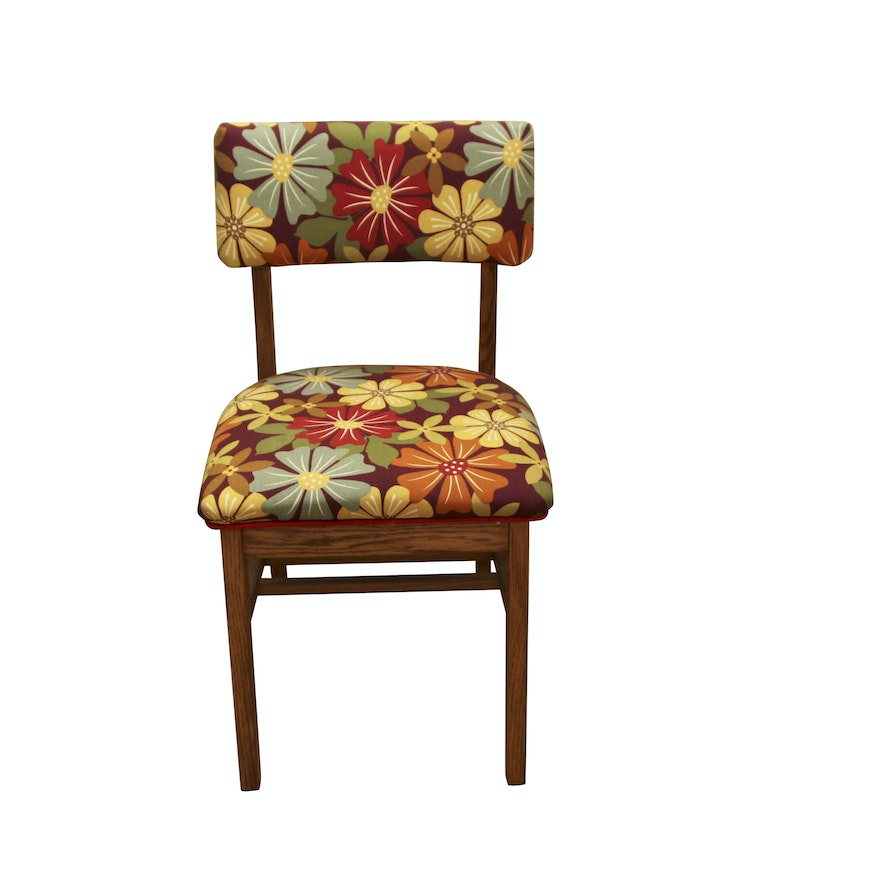 Sqaure Mid Century Modern Accent Chairs.Mid Century Modern Wooden Accent Chair