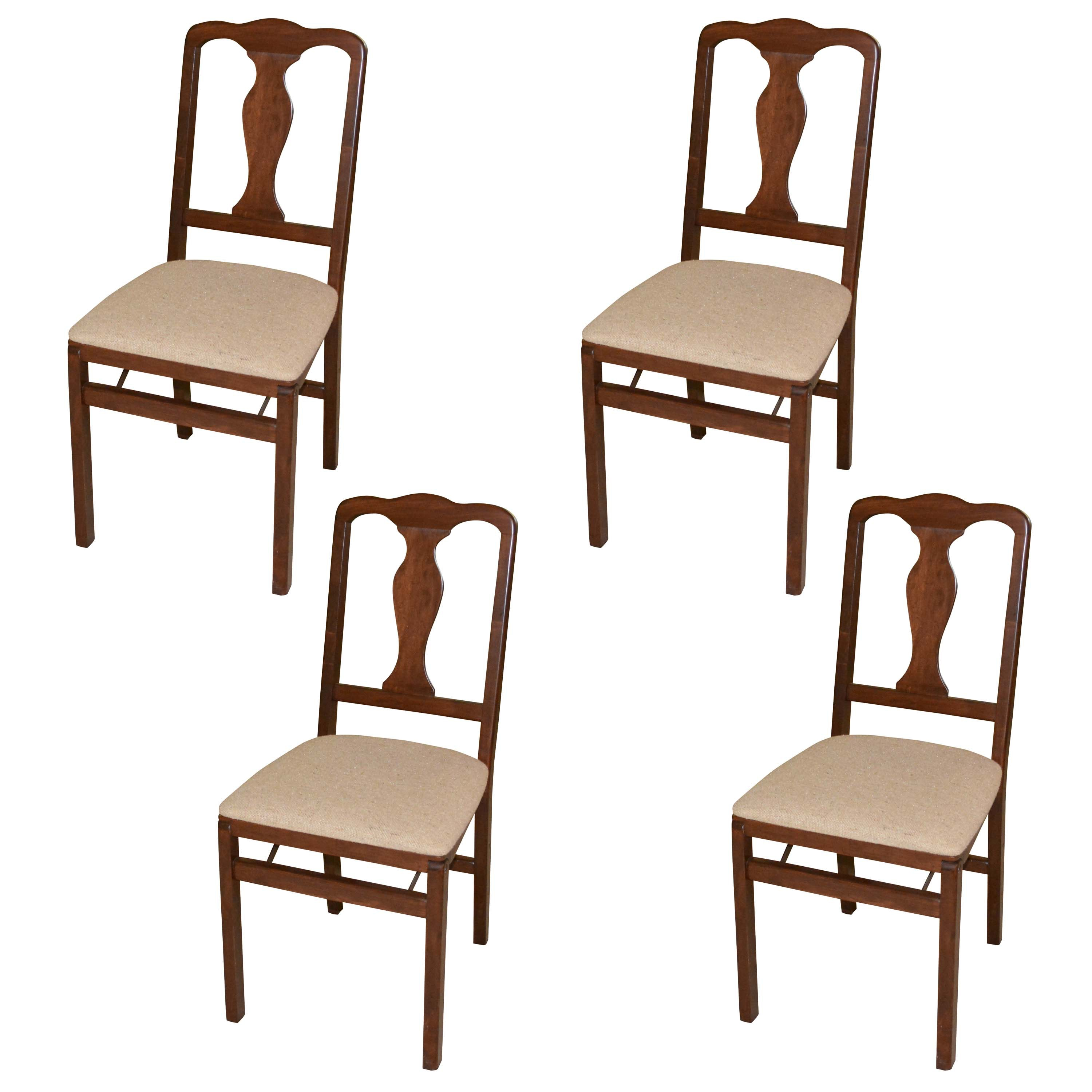 Stakmore Folding Side Chairs
