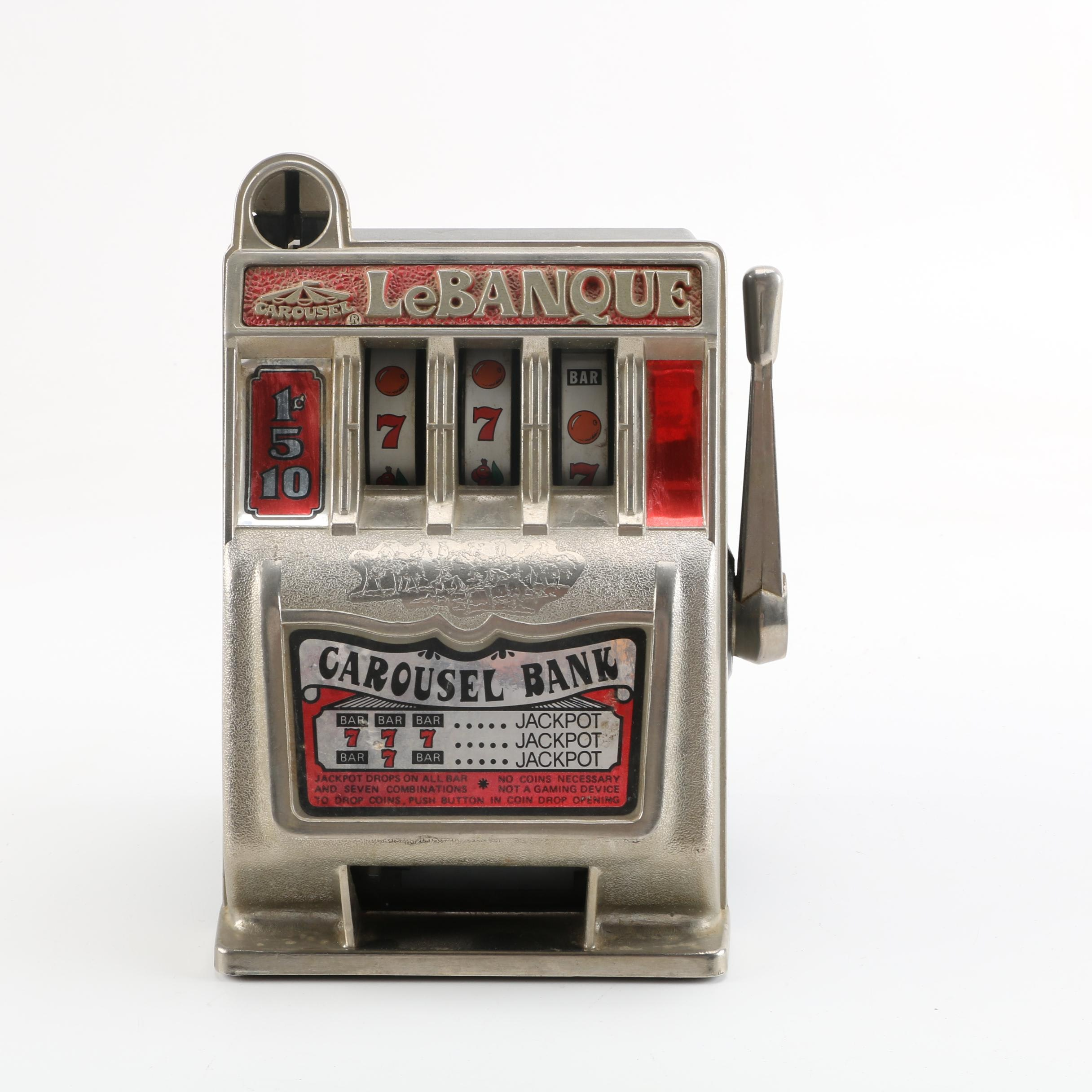 Lebanque slot machine proctor and gamble surf