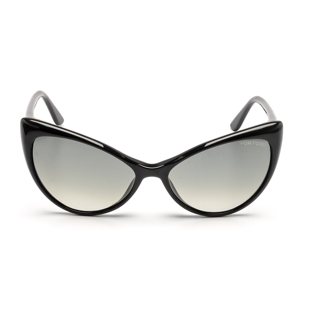 Tom Ford Anastasia Cat Eye Sunglasses